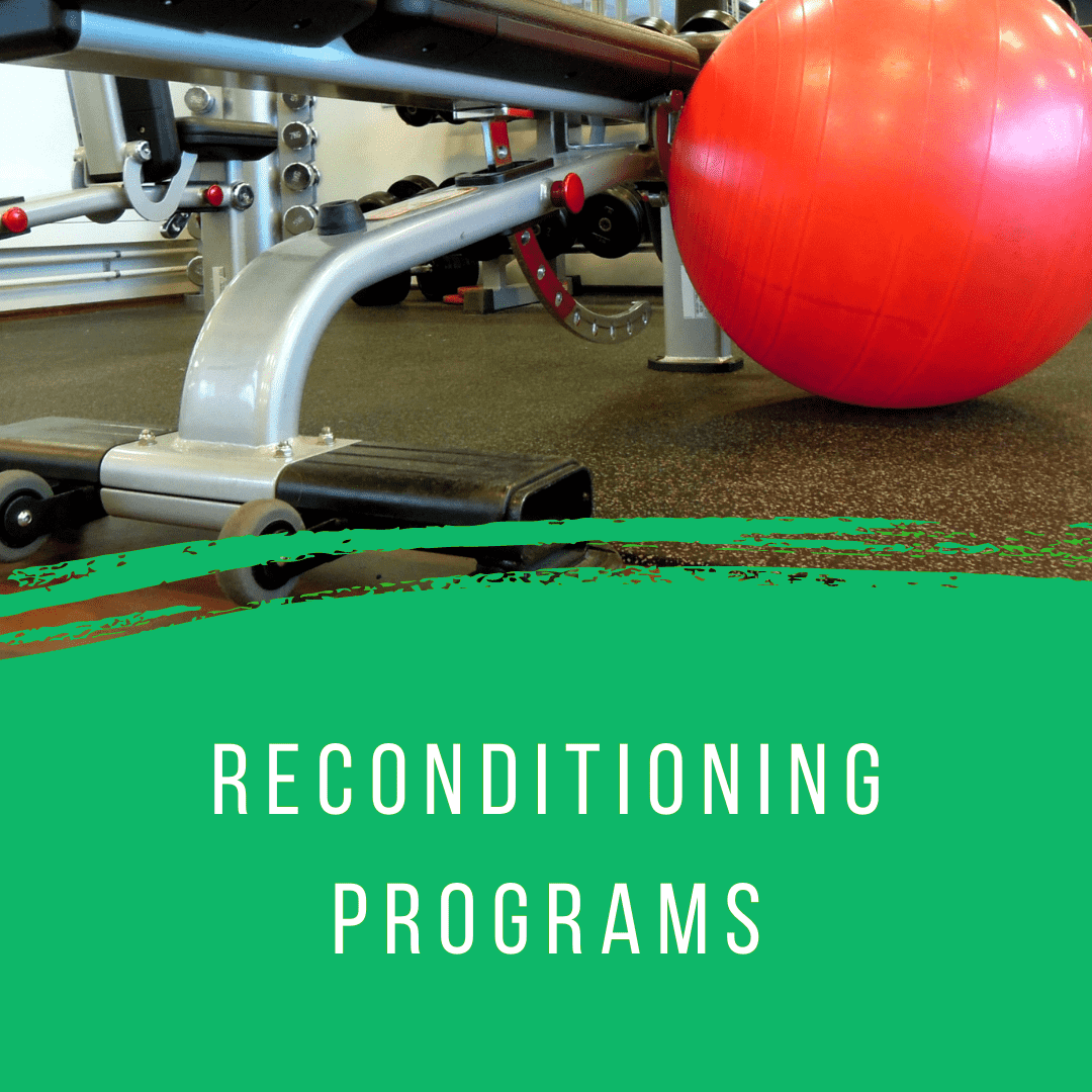 Reconditioning